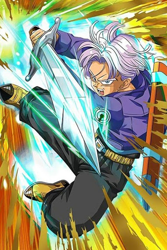 Trunks Hd Wallpaper Posted By Christopher Tremblay