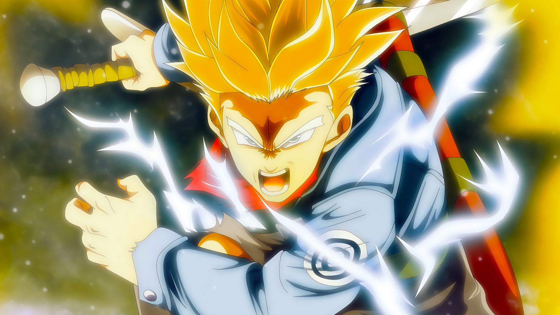 Trunks Wallpaper Hd Posted By Christopher Walker