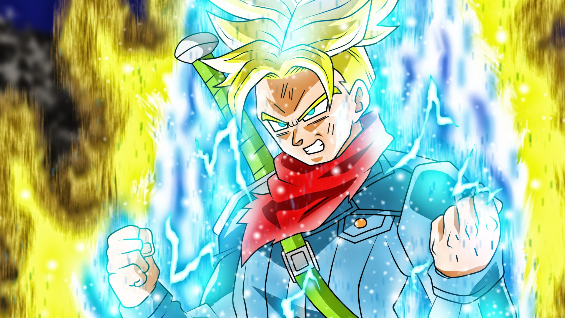 Trunks Wallpaper Hd Posted By Ethan Johnson