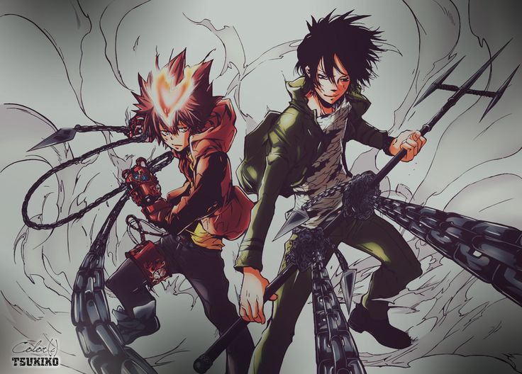 hitman reborn wallpaper for android hd