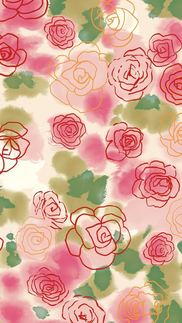 Tumblr Backgrounds Flowers Posted By Zoey Peltier