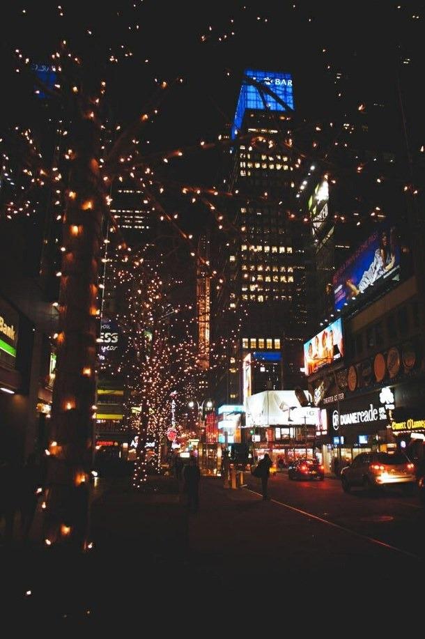 Christmas Wallpaper Iphone 5 Tumblr New York Christmas