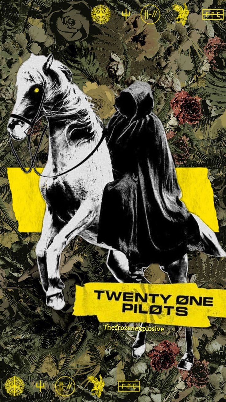 Twenty One Pilots Trench Wallpapers Posted By Samantha Tremblay