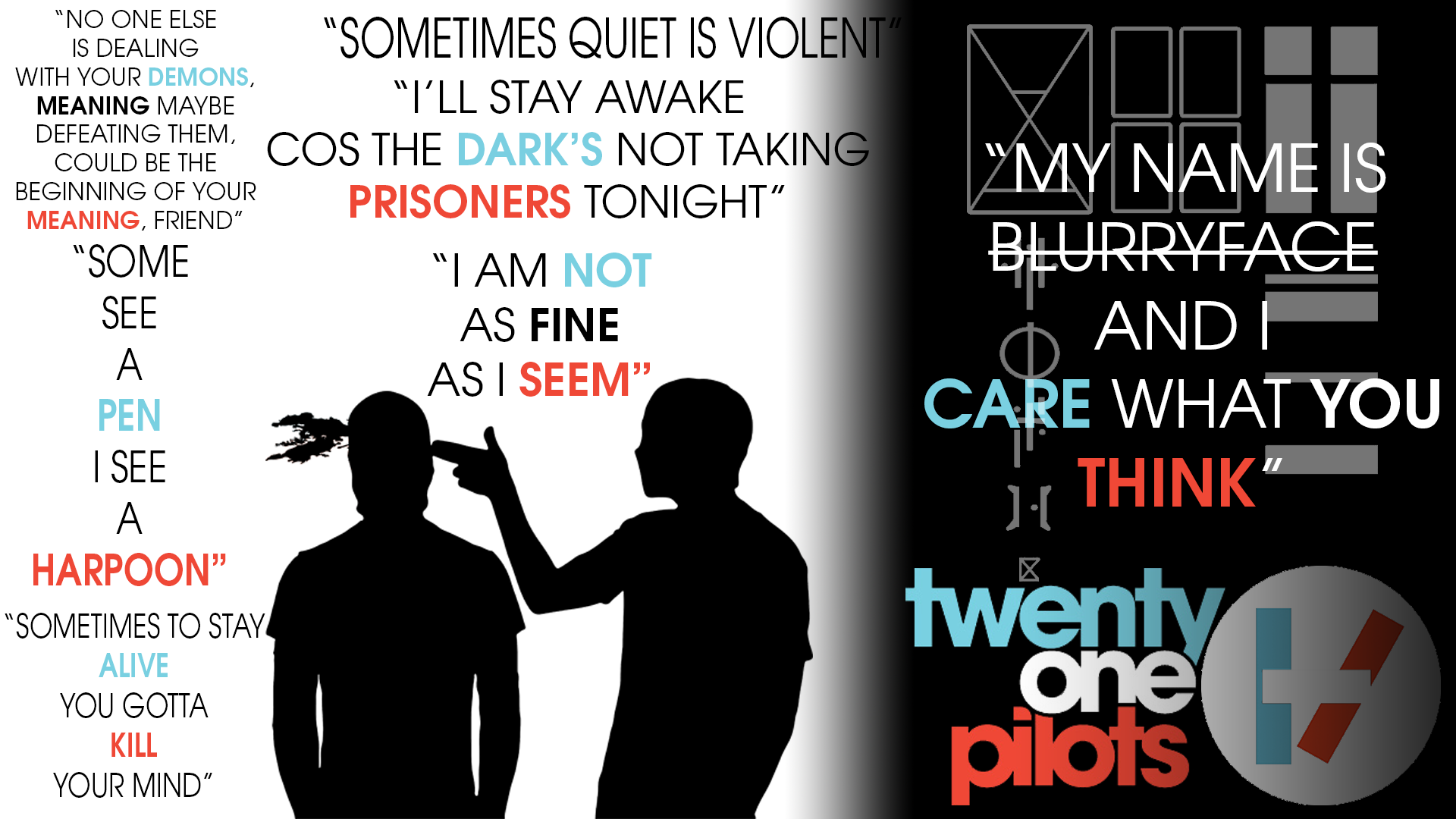 Twenty One Pilots Wallpapers Posted By Samantha Mercado