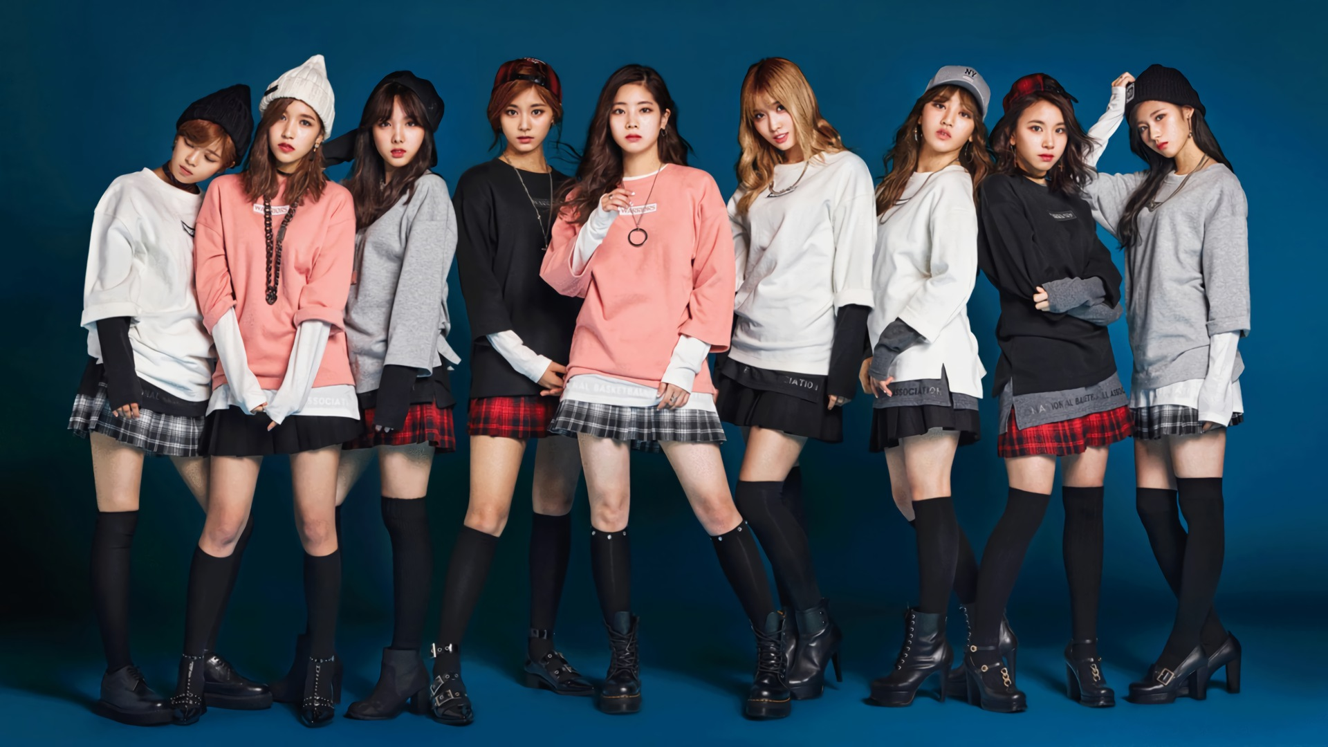 Twice Wallpaper 1920x1080 Posted By Michelle Sellers