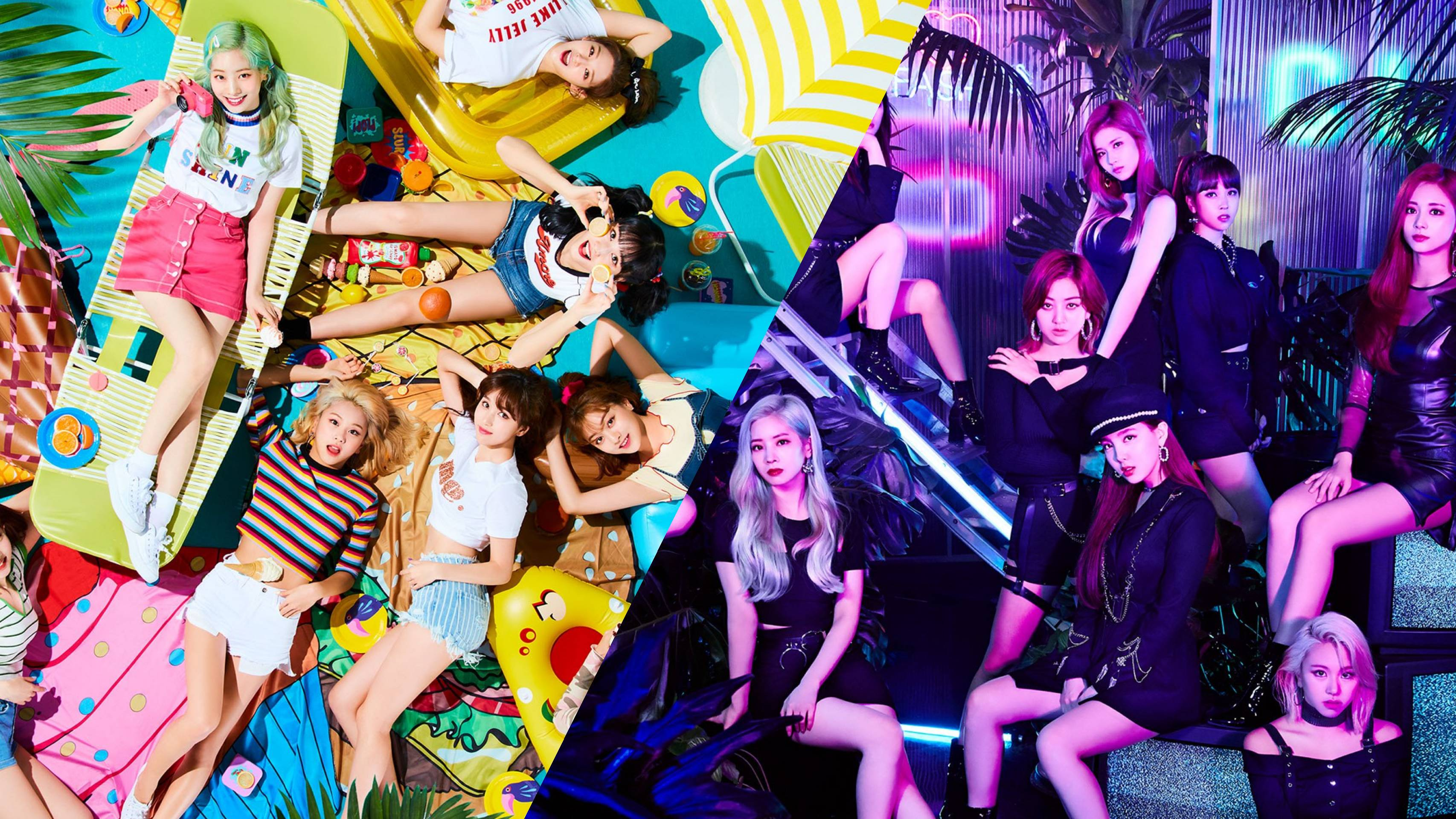 Twice Wallpaper Hd Posted By Samantha Simpson