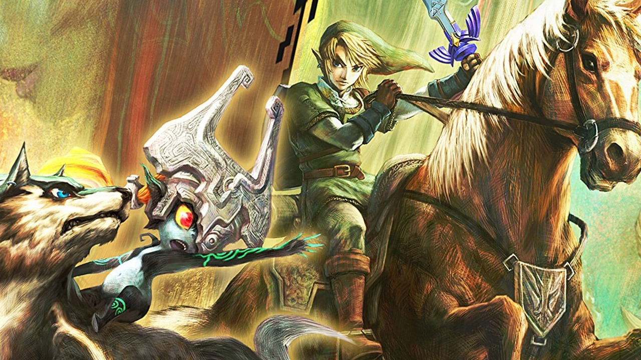 Twilight Princess Desktop Backgrounds Posted By John Anderson