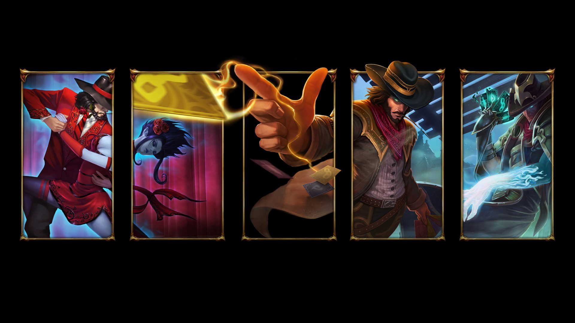 Twisted Fate Background Posted By Zoey Simpson