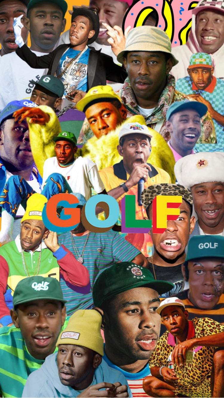 Tyler The Creator Iphone Wallpaper Posted By Samantha Mercado