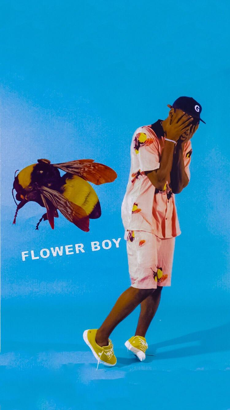 Tyler The Creator Wallpaper Iphone Posted By Ryan Sellers