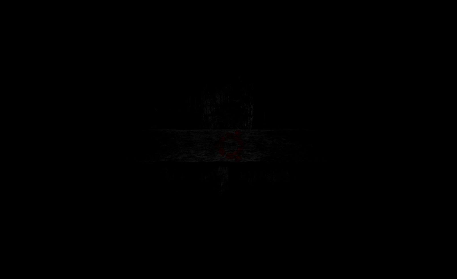Ubuntu Dark Wallpaper Posted By John Peltier