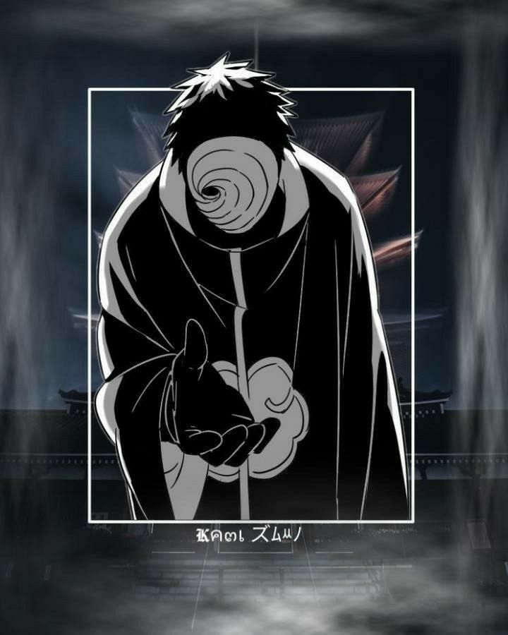 Obito Uchiha Clan Naruto Art Wallpaper Clean Spiderman 1