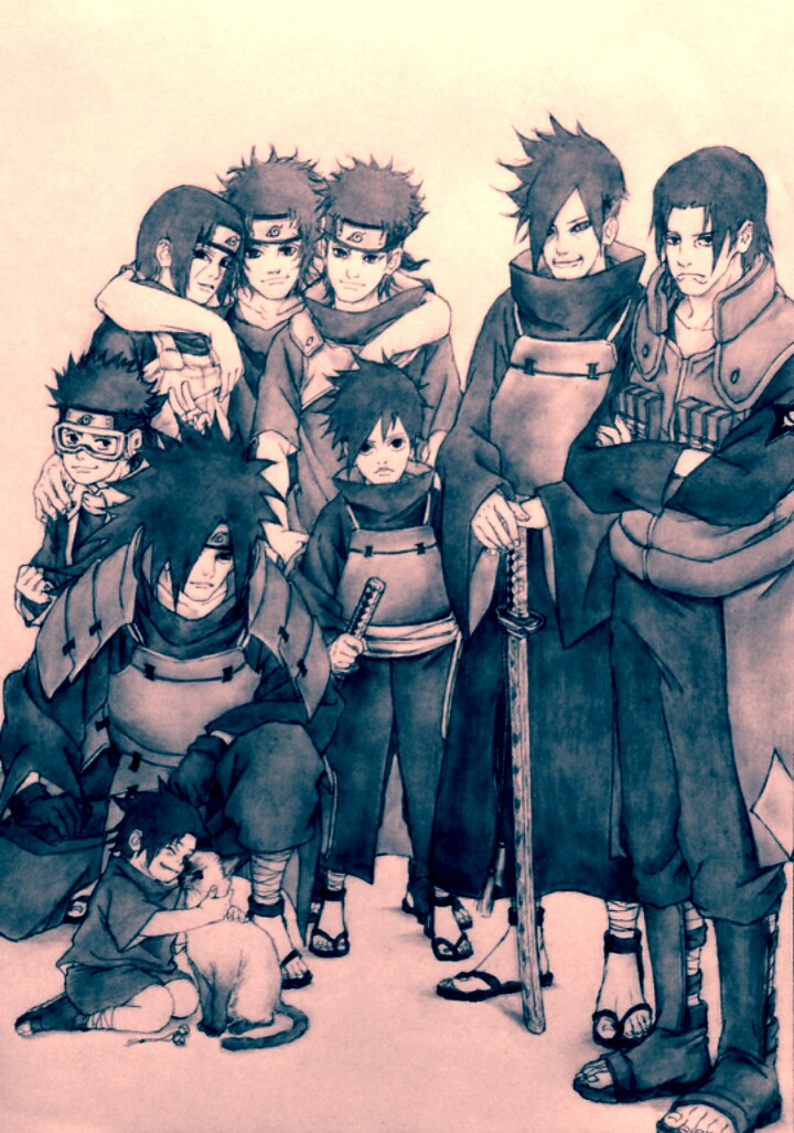 Uchiha Clan, Mobile Wallpaper Zerochan Anime Image Board