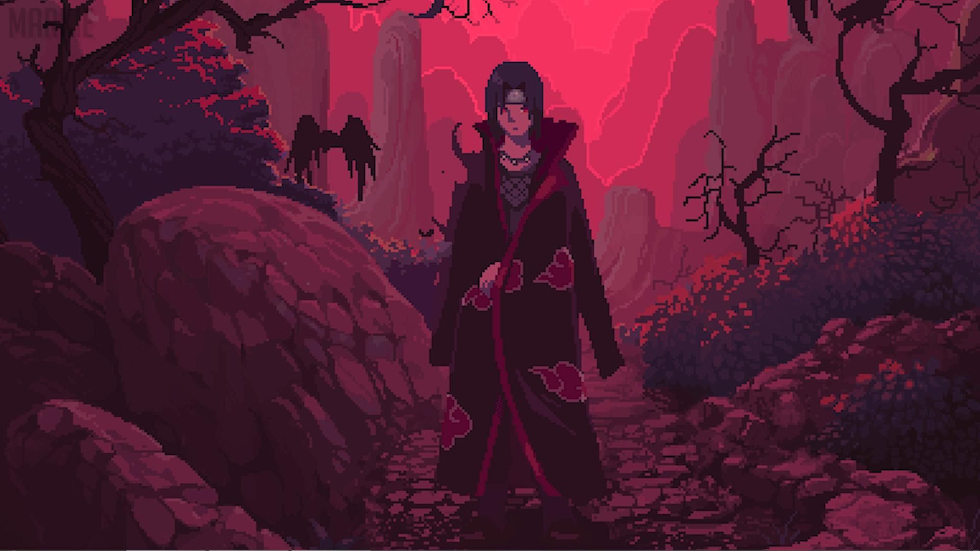 Uchiha Itachi Wallpapers Posted By Michelle Johnson