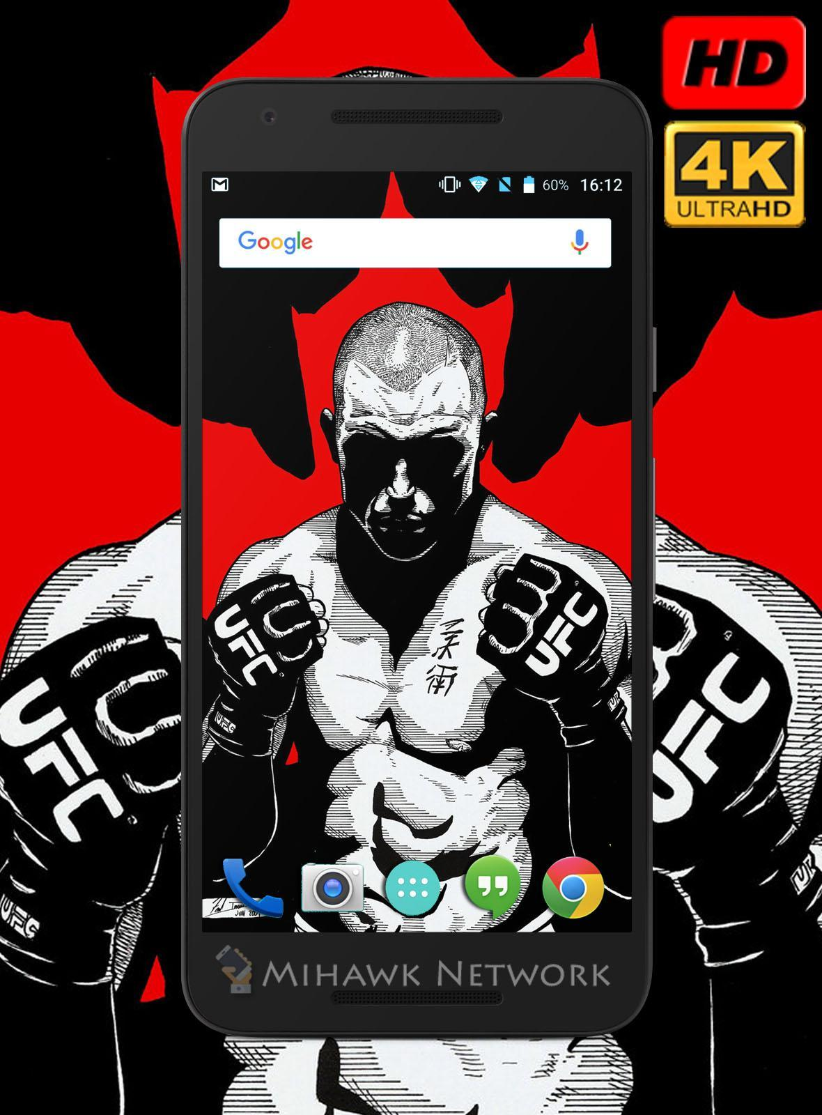 Ufc Iphone Wallpaper Posted By Michelle Walker