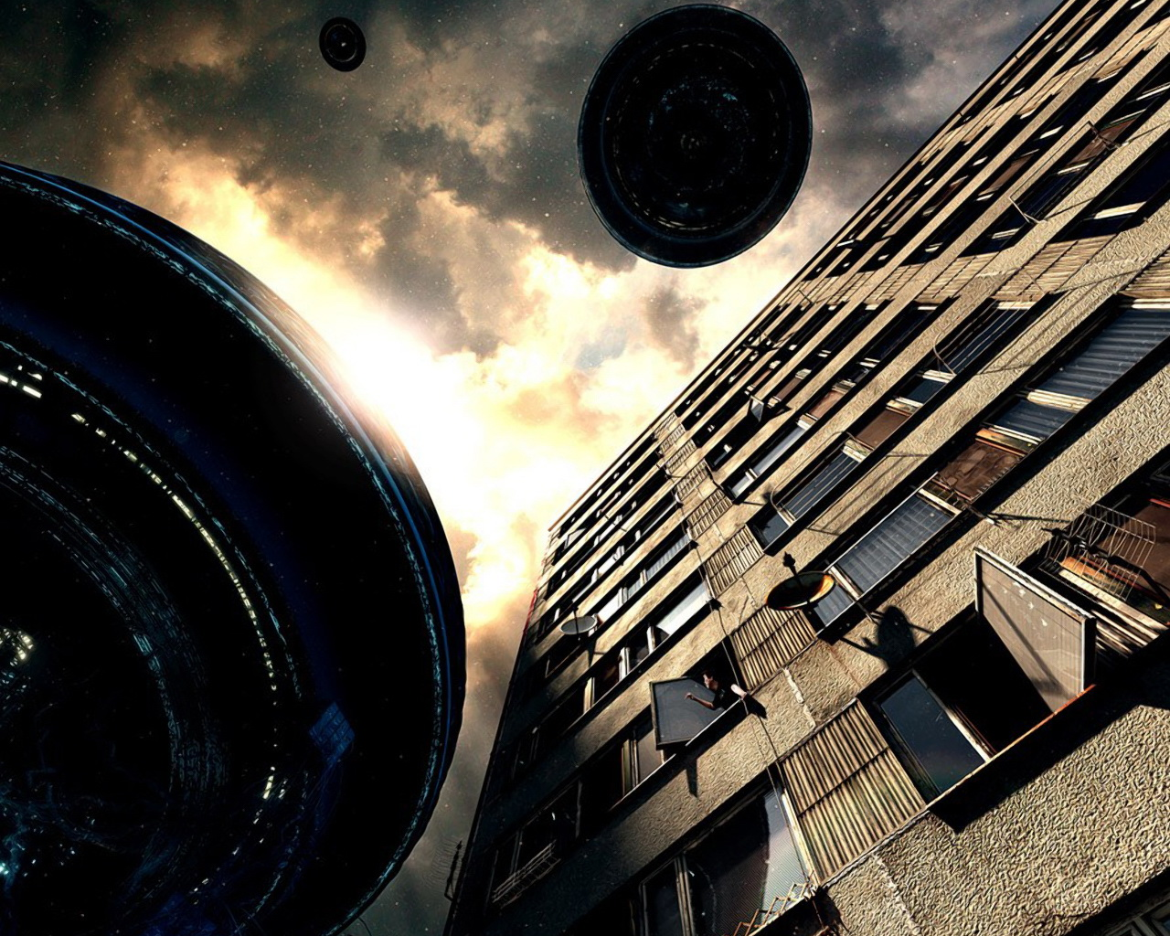 Ufo Hd Wallpaper Posted By Ethan Thompson