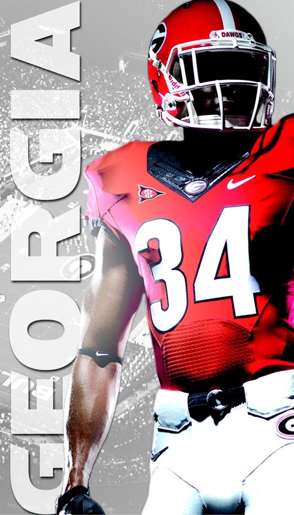 Uga Iphone Wallpaper Posted By Christopher Simpson