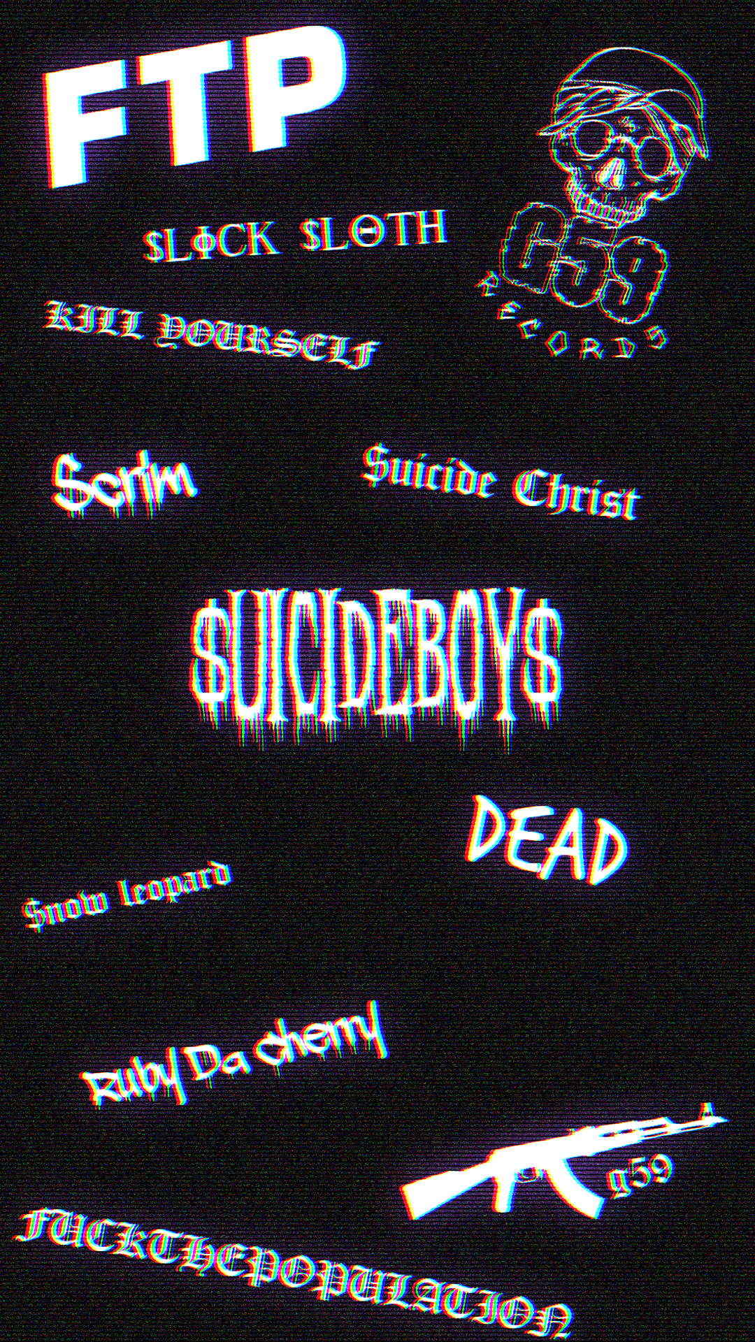Uicideboy Wallpapers Posted By John Mercado