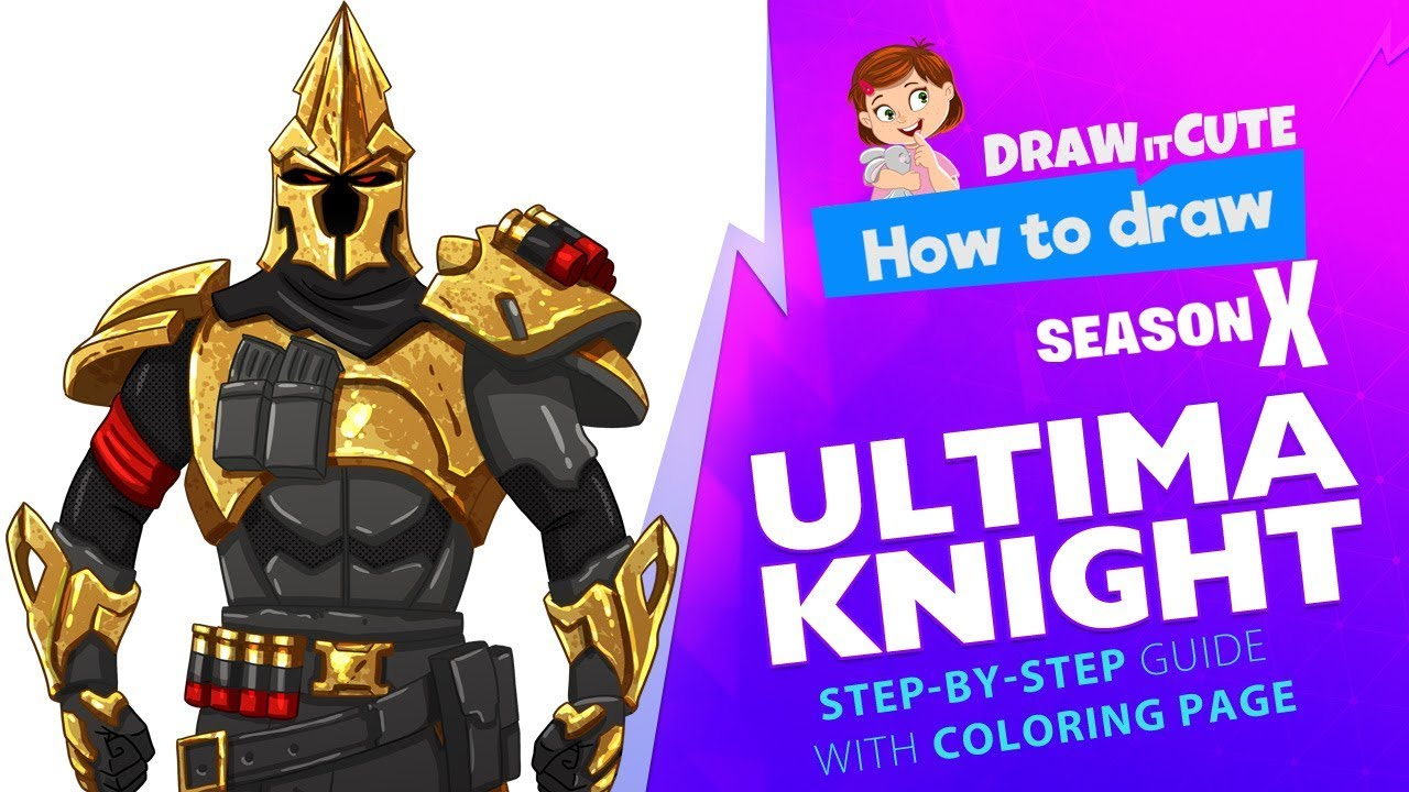 Ultima Knight Fortnite Wallpapers Posted By Michelle Mercado