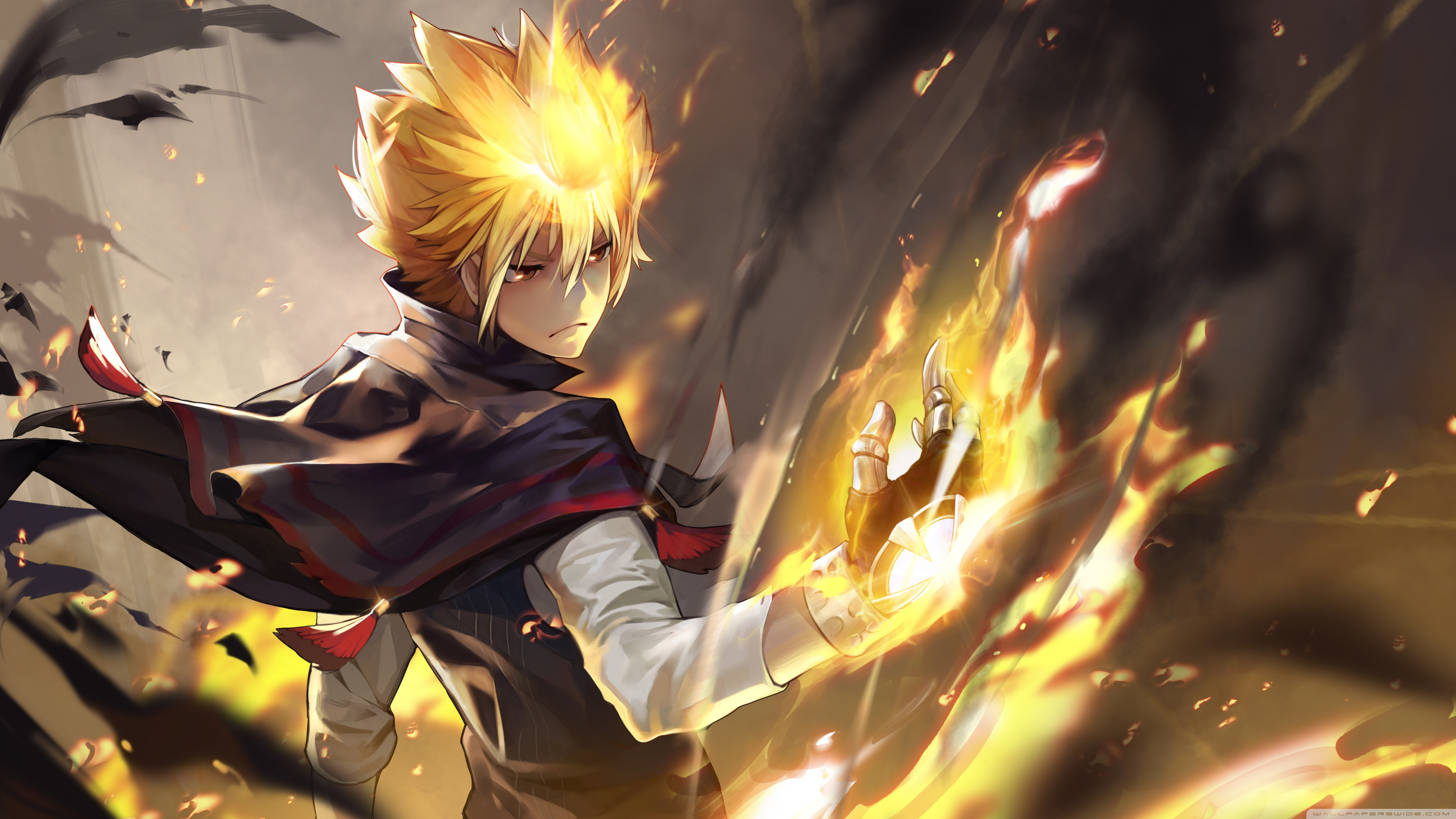 Ultra Hd Anime Wallpaper Posted By Christopher Thompson