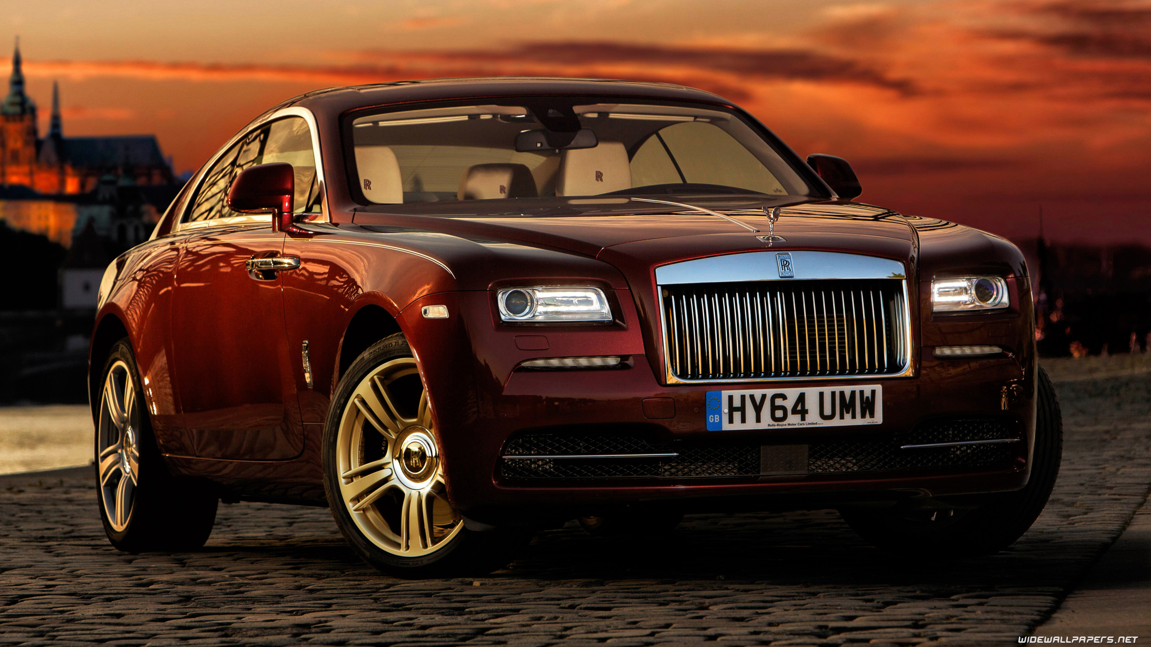 rolls royce car - HD3840×2160