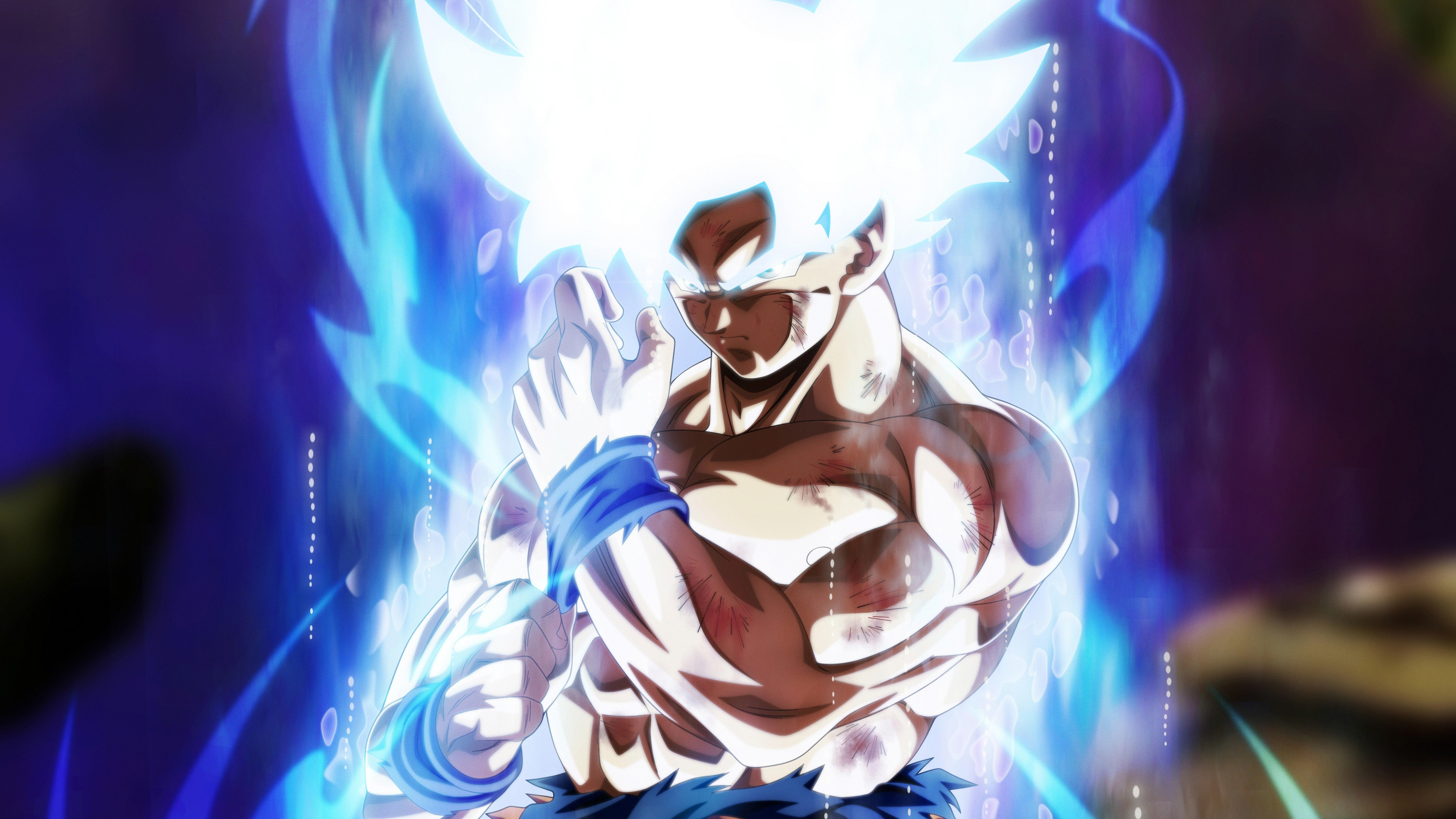 Ultra Instinct Background Posted By Christopher Simpson