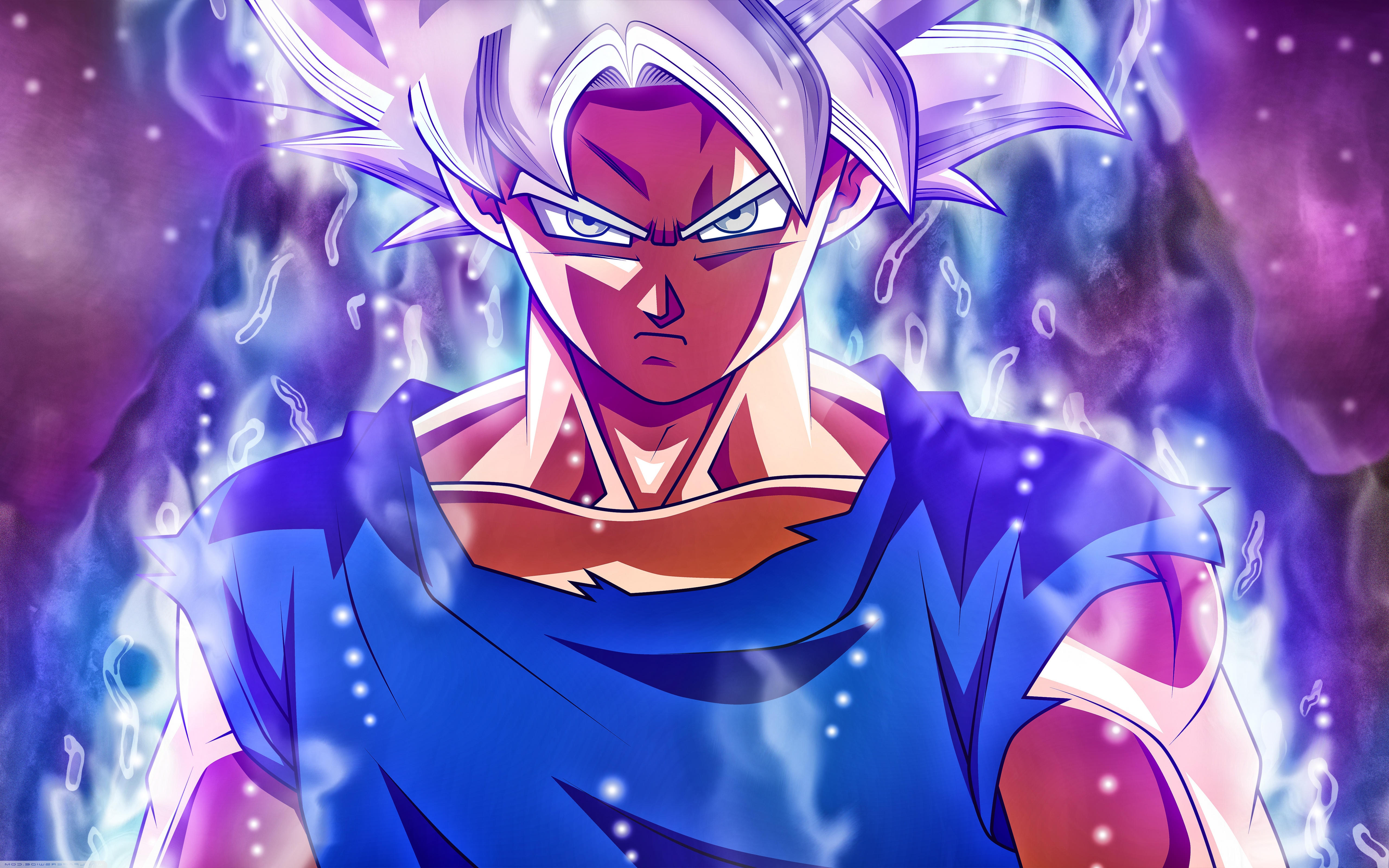 Ultra Instinct Background Posted By Samantha Anderson