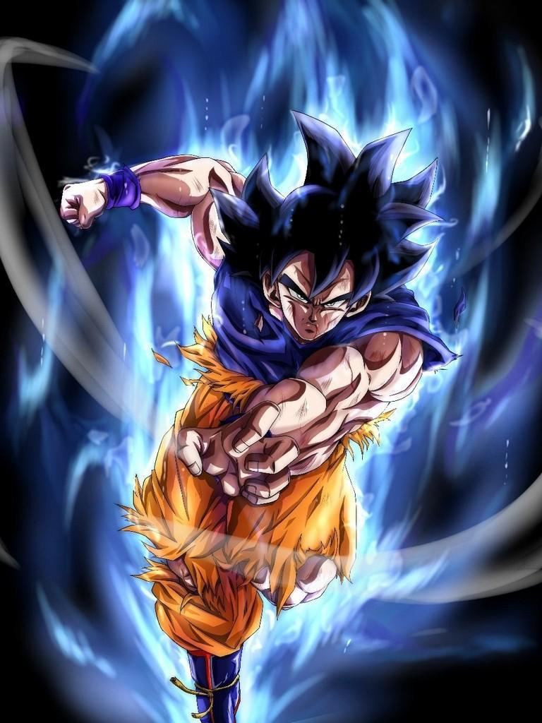 Ultra Instinct Goku 4k Wallpaper Posted By Christopher Cunningham