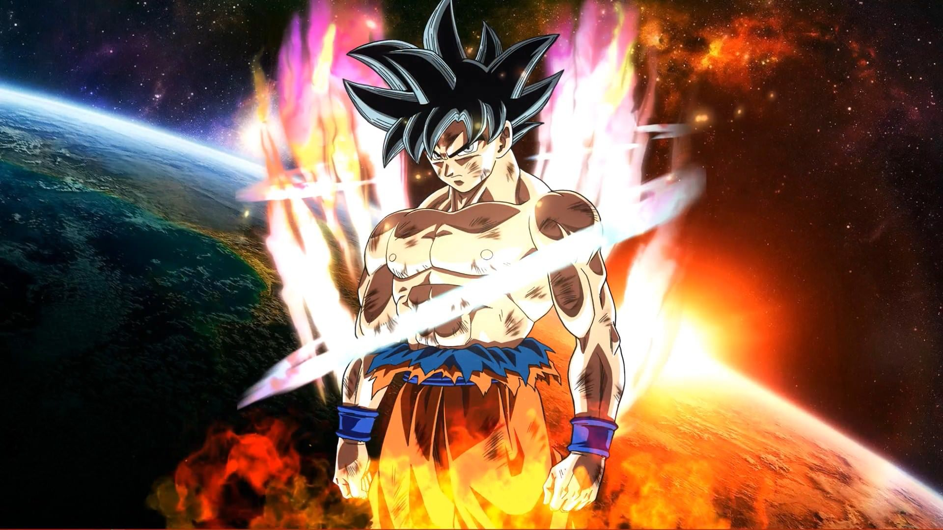Ultra Instinct Goku Hd Posted By Ryan Simpson