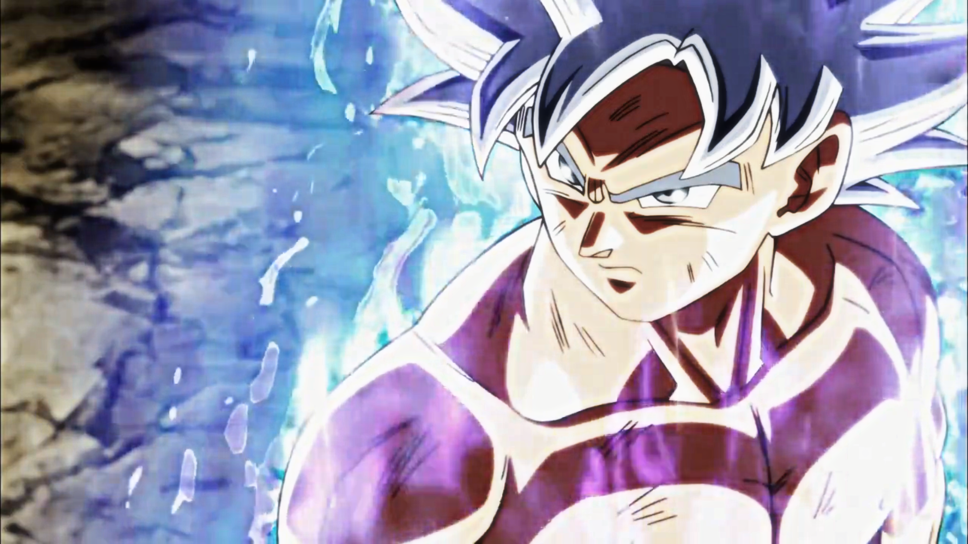 Ultra Instinct Goku Png Posted By Samantha Peltier