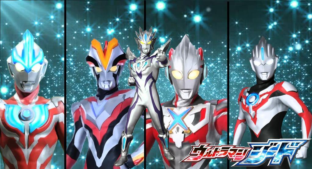 Ultraman Zero Beyond Wallpaper by bao1000x on DeviantArt