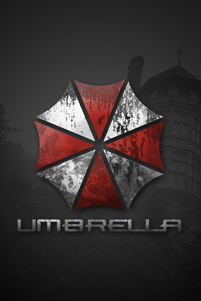 Umbrella Corporation Iphone Wallpaper Posted By Ethan Thompson
