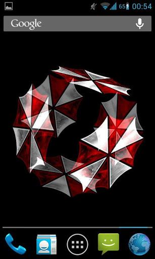 Umbrella Corporation Live Wallpaper Posted By Samantha Mercado