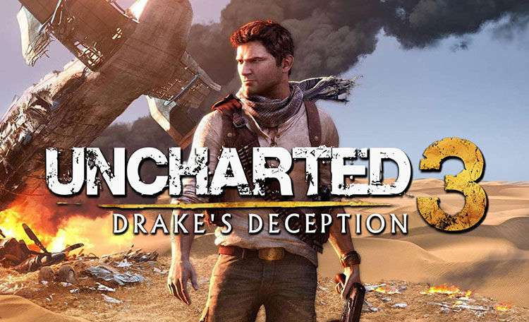 Uncharted 3 Wallpaper Posted By Zoey Simpson