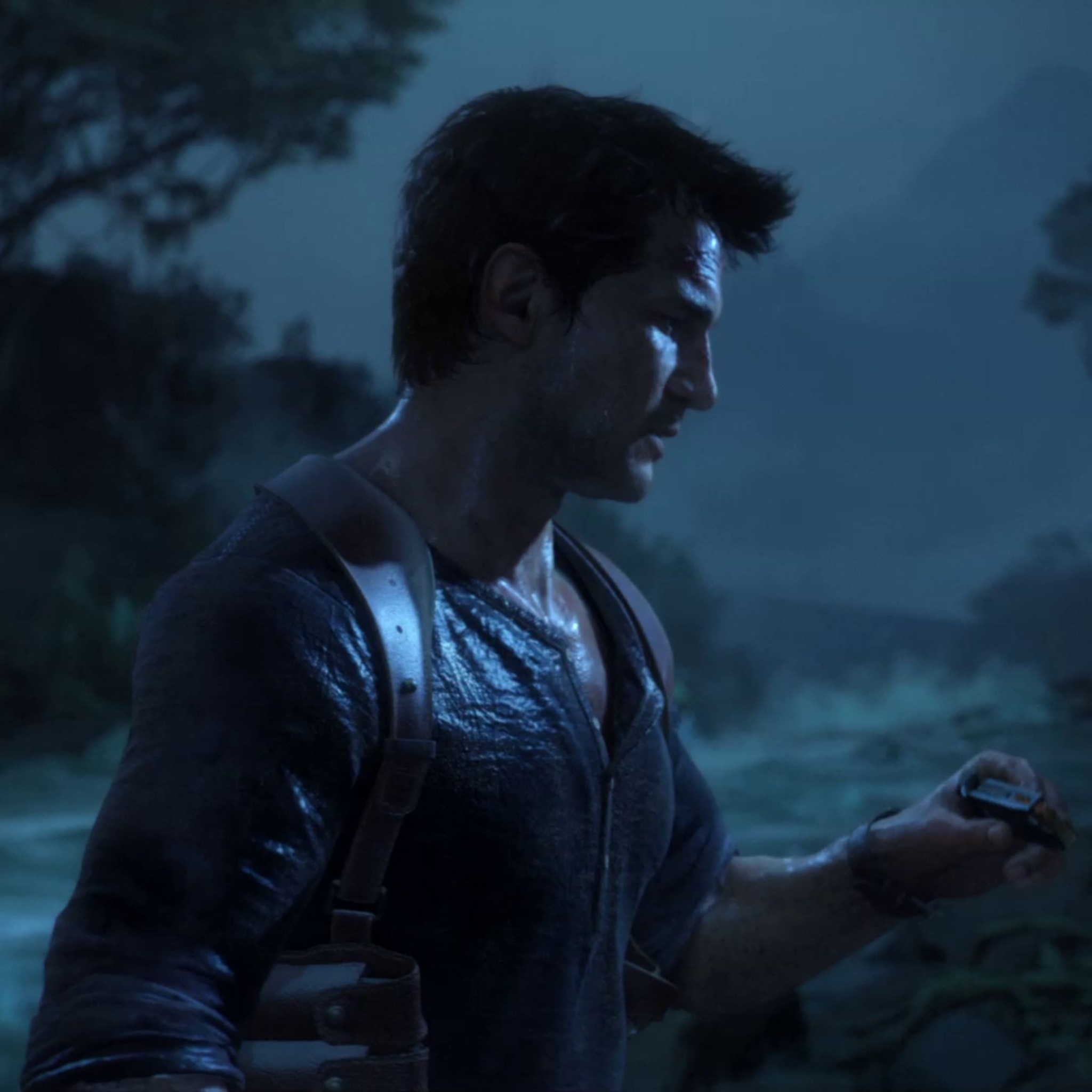 uncharted 4 wallpaper iphone