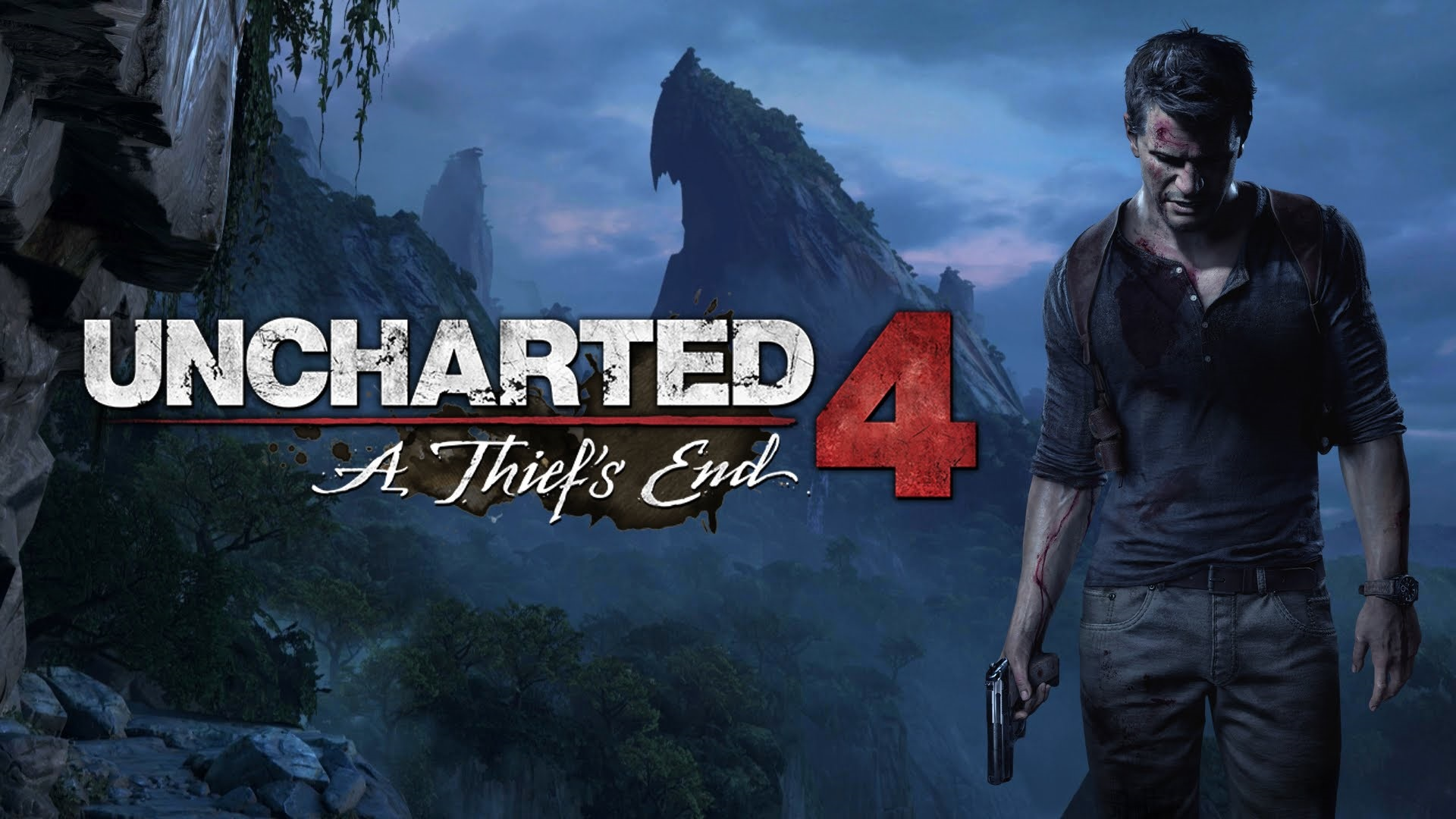 Uncharted 4 Iphone Wallpaper Posted By Zoey Walker