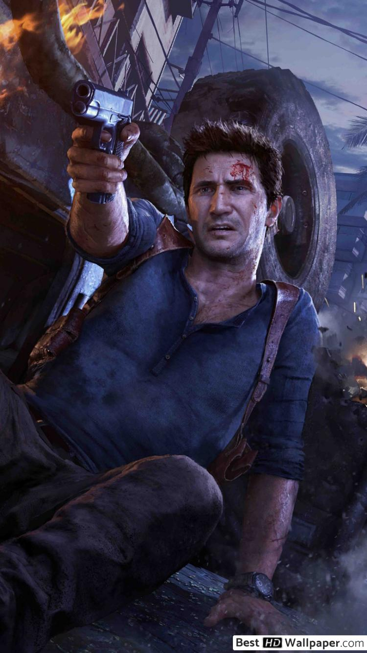 Uncharted Hd Wallpaper Posted By Zoey Anderson