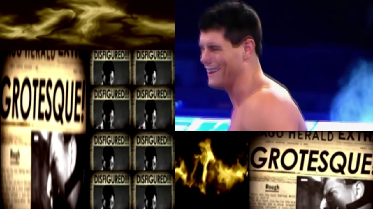 Undashing Cody Rhodes posted by Sarah Walker
