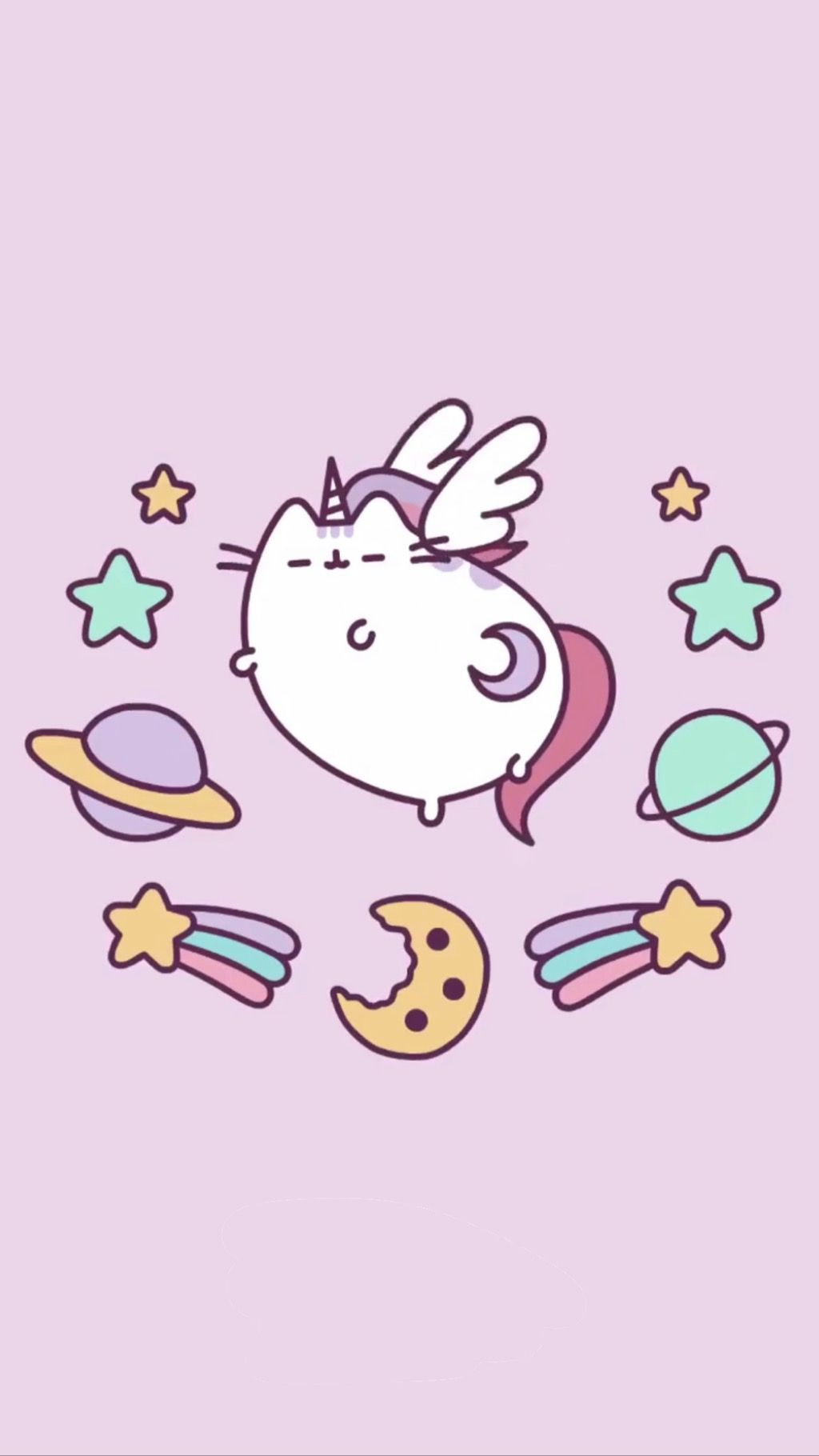 Unicorn Cat Wallpaper Posted By Ethan Thompson