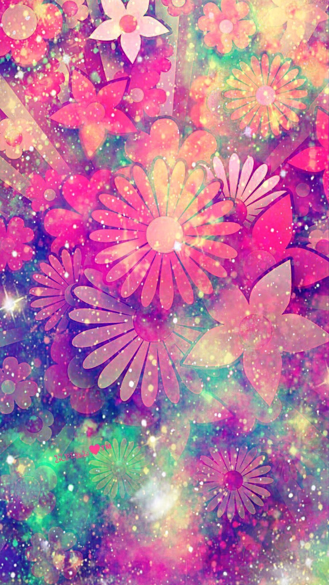 Galaxy Unicorn Glitter Cute Wallpapers Download Free