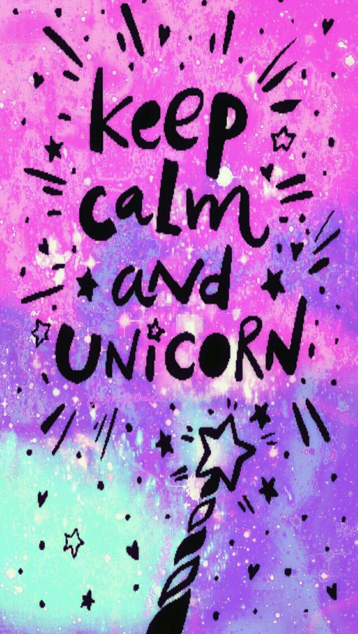 Pink Unicorn Wallpaper 54+ images