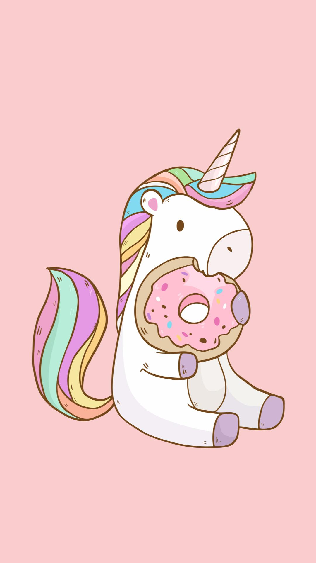 Unicorn Wallpaper Cute Posted By Samantha Sellers