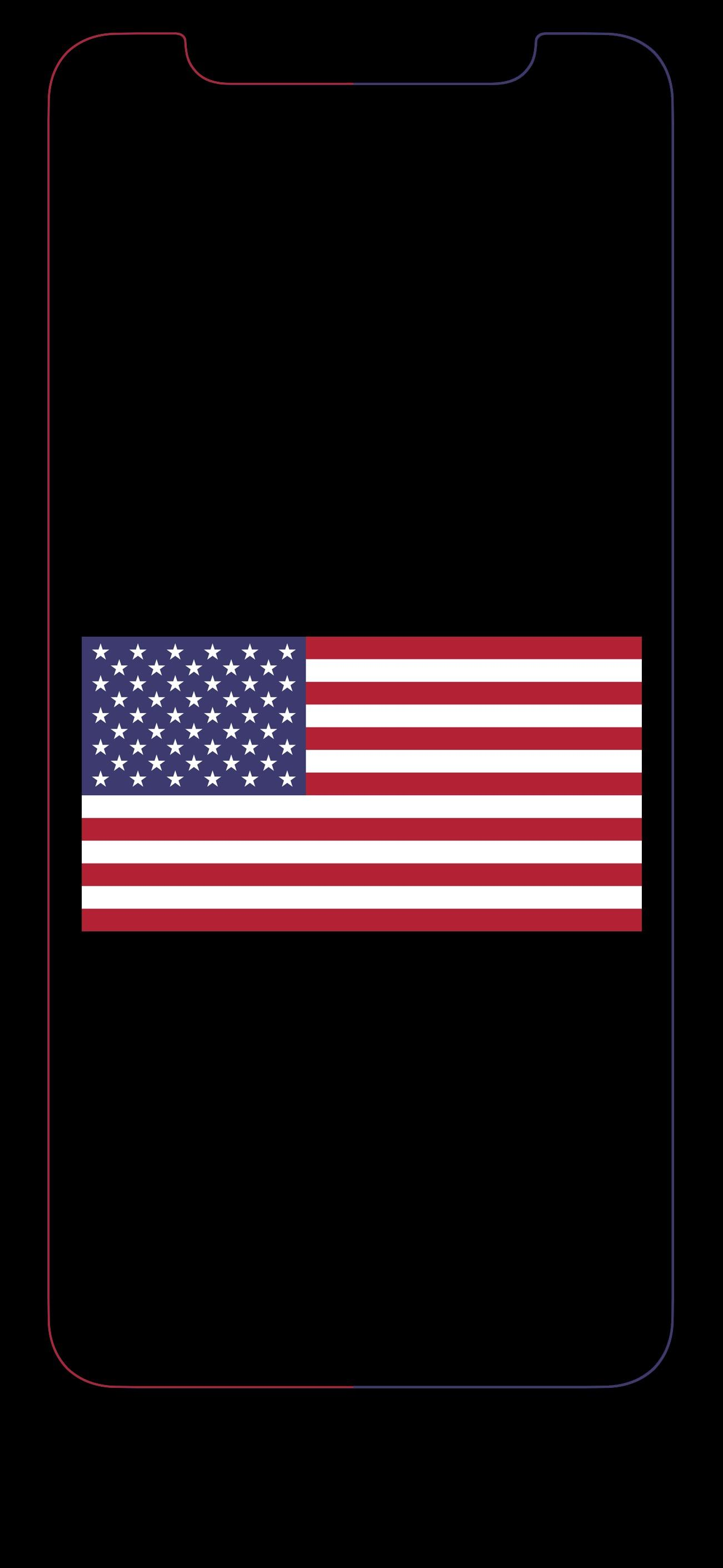 Usa Flag Wallpaper Iphone Posted By Samantha Simpson