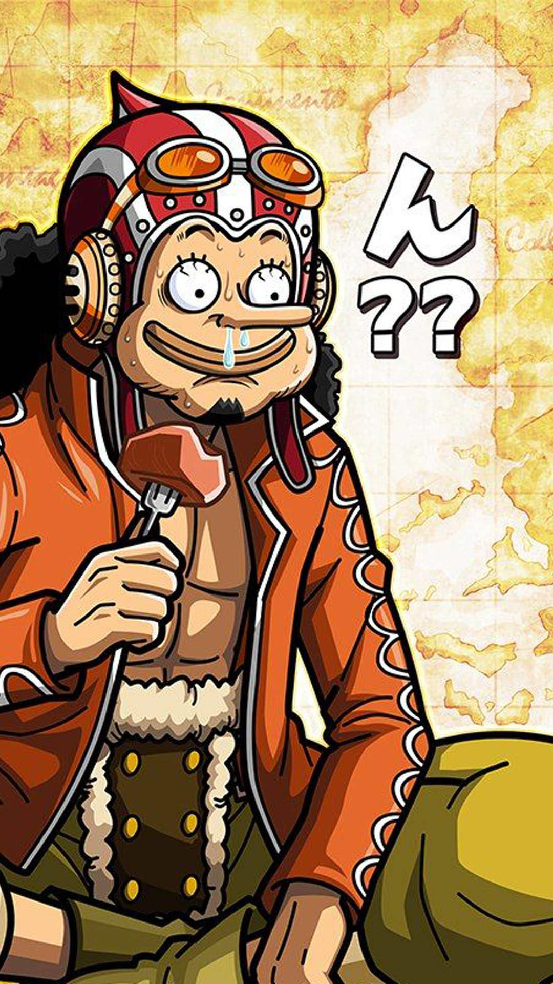 Usopp Wallpaper Posted By Zoey Tremblay