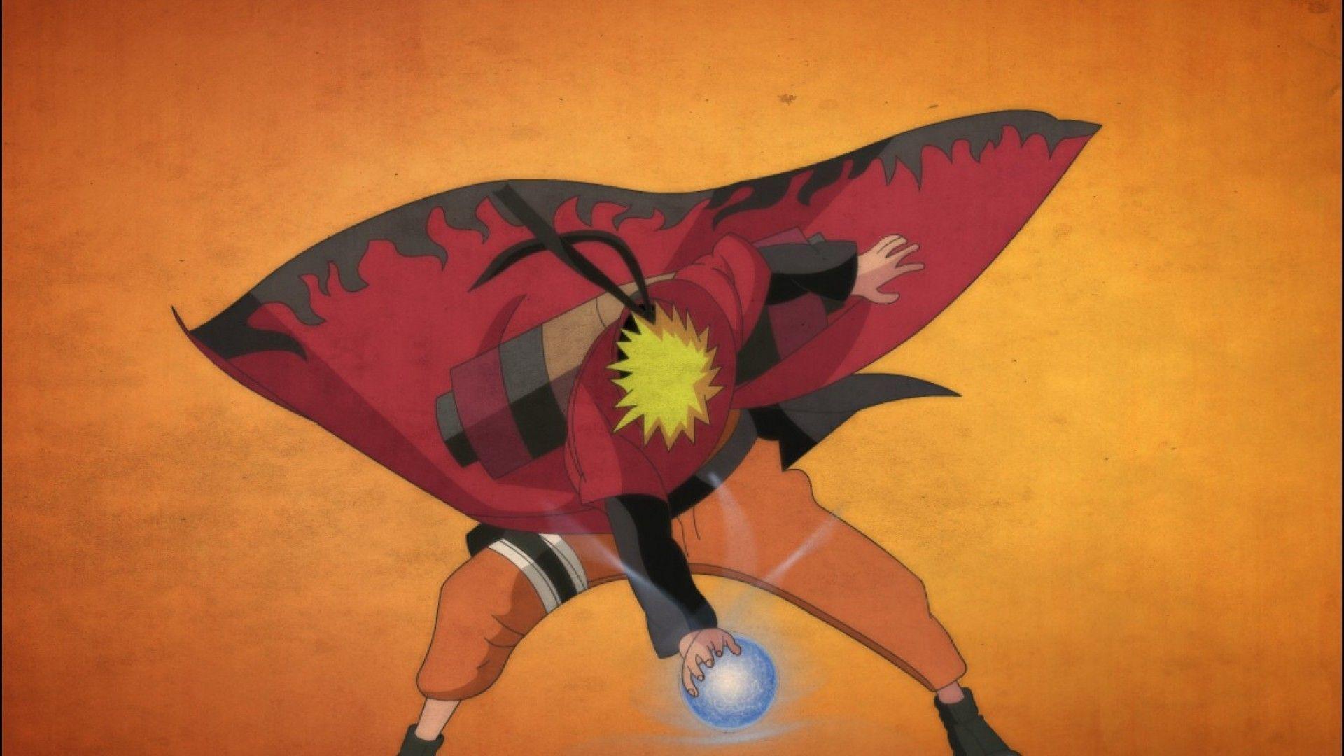 Uzumaki Naruto Sage Mode Wallpaper Hd Posted By Ryan Simpson