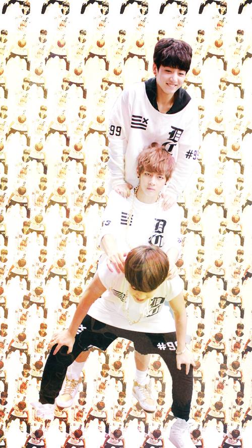 Bts Jungkook And V Wallpaper