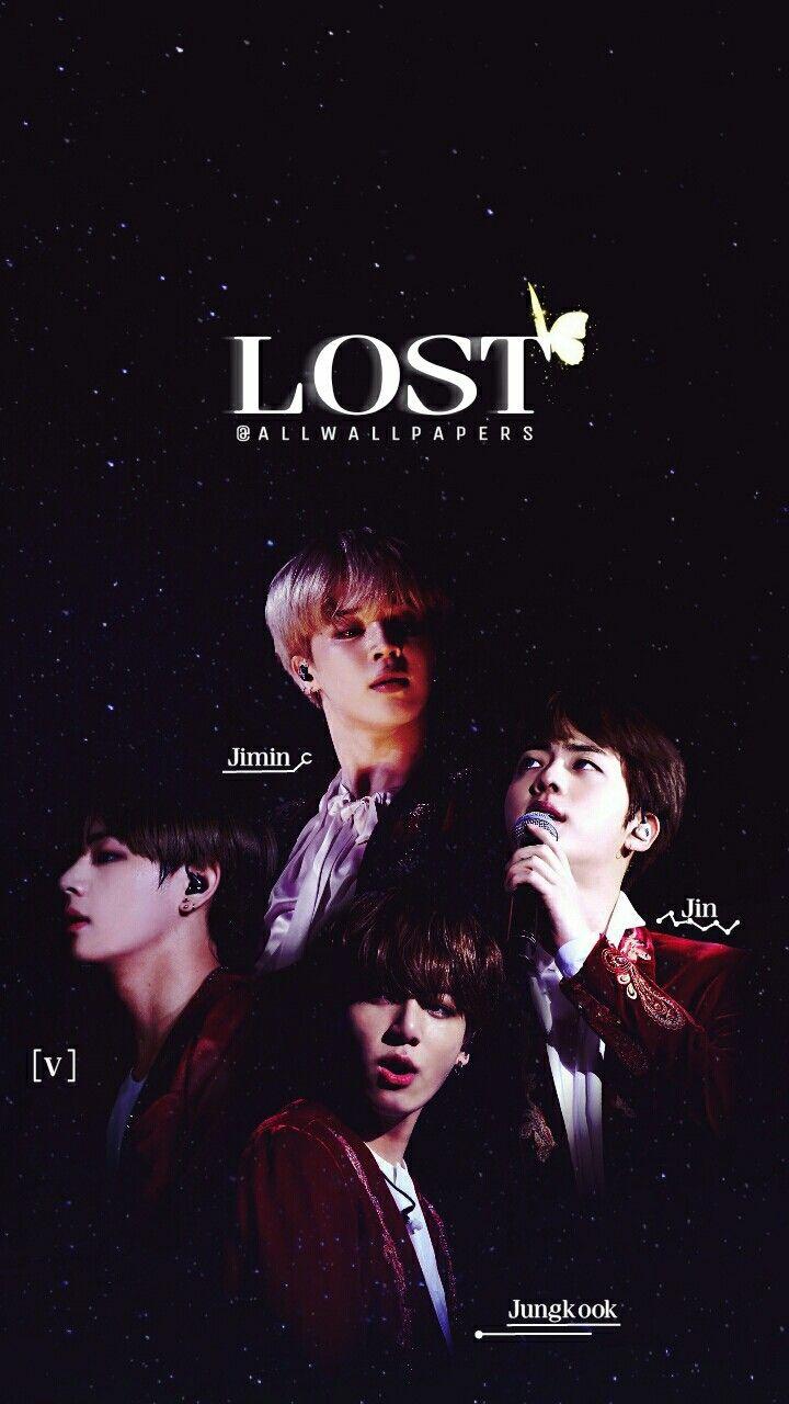 Bts Lost Vocal Line Wallpaper Lockscreen Bts Tela De Jin