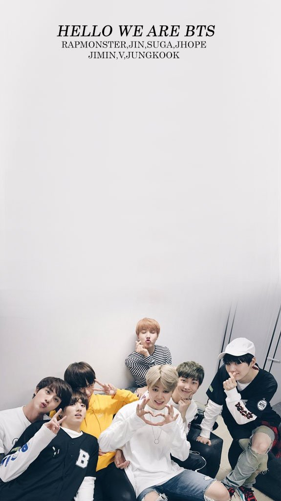 Idol dY House Of Army Bts 3rd Muster, Download Wallpapers