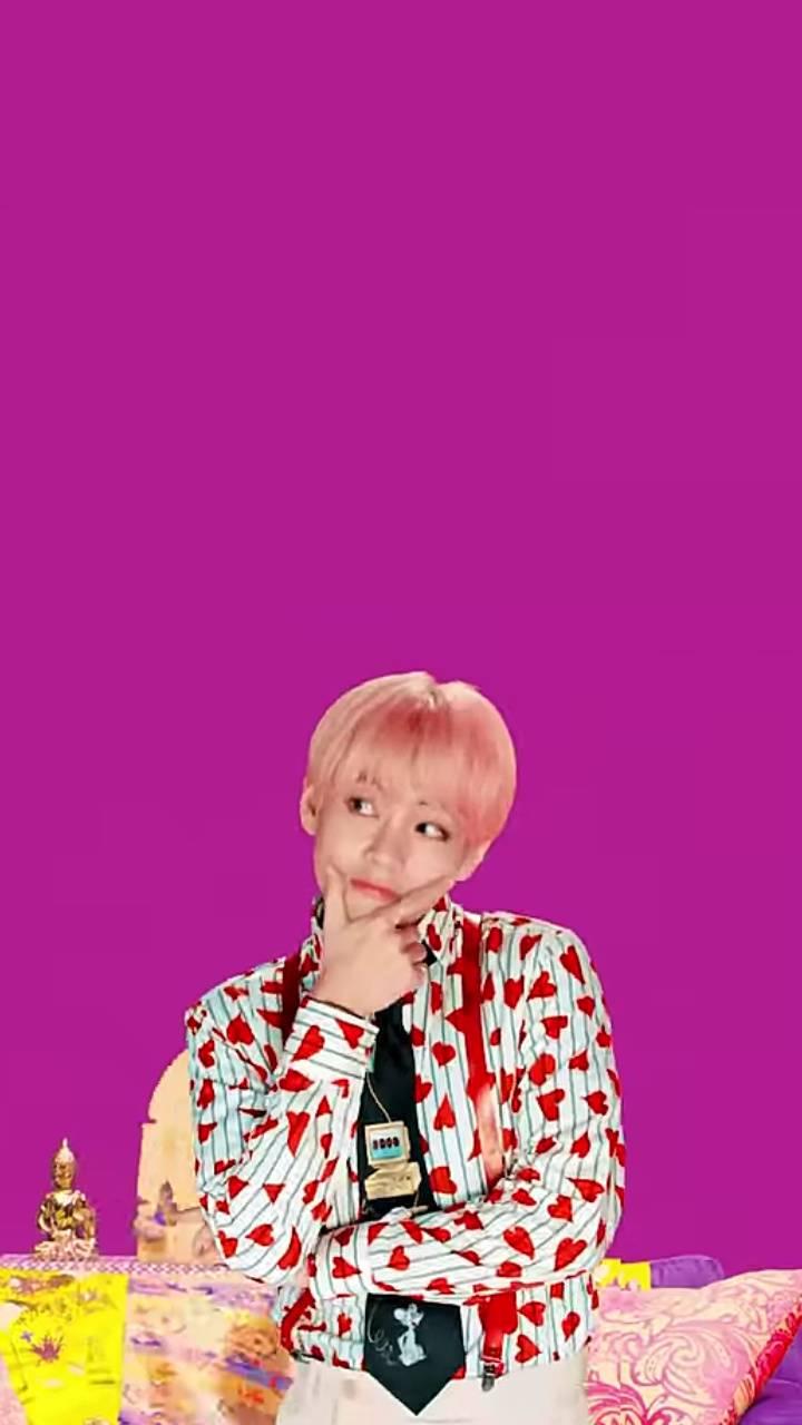 V BTS IDOL MV wallpaper by Flamiinga 53 Free on ZEDGEa
