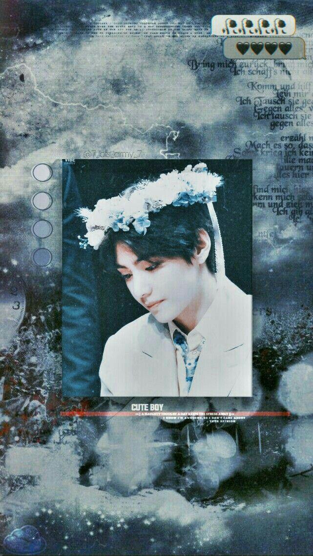 taehyung V bts wallpaper edit Image by a tm A eSoeeSZe Z a tm A